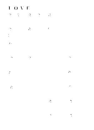 【楽譜】【参考・解説動画】L-O-V-E/田中秦之介/ベルト・ケンプフェルト (ウクレレソロ,入門〜初級